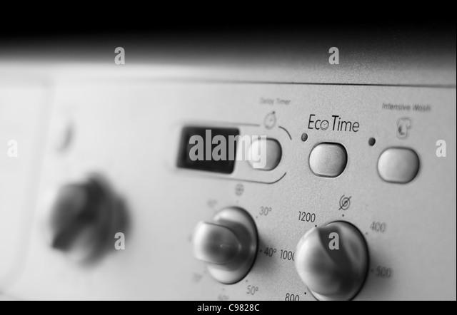 environmentally friendly washing machine