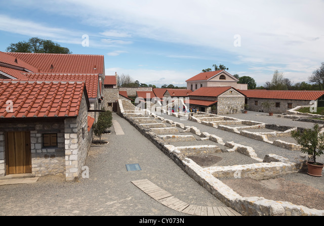 Archaeological Park Carnuntum Stock Photos ...