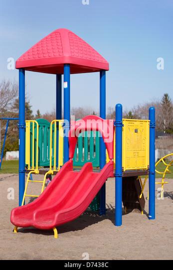 Playground Children Colourful Stock Photos & Playground ...