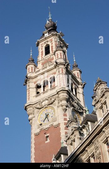 France nord picardy nord lille stock photos france nord for Chamber of commerce france