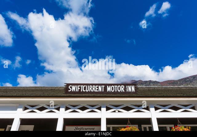 Inns Lodges Mountains National Stock Photos Inns Lodges
