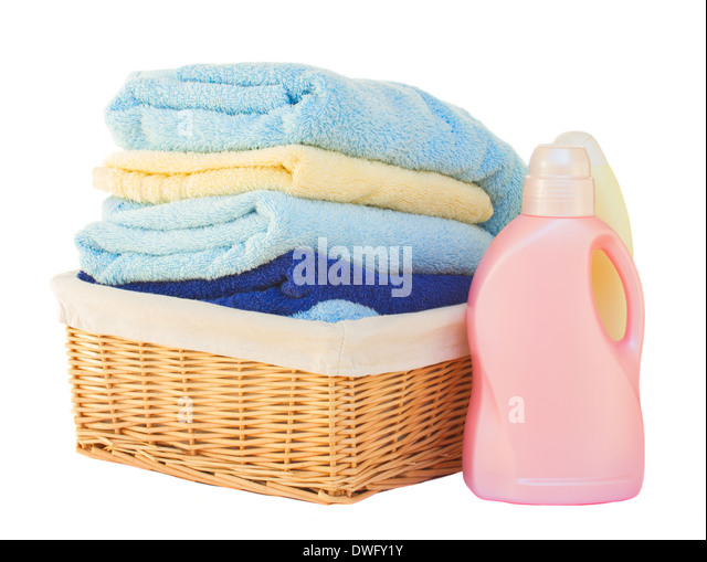folded clothes basket stock photos amp folded clothes basket