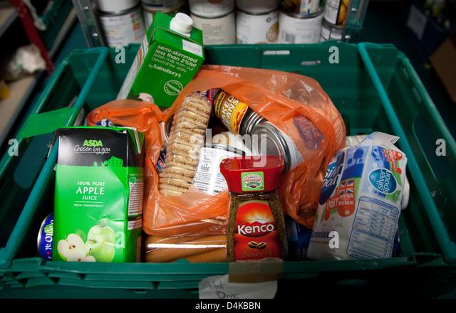 Kingston Food Bank Low Income