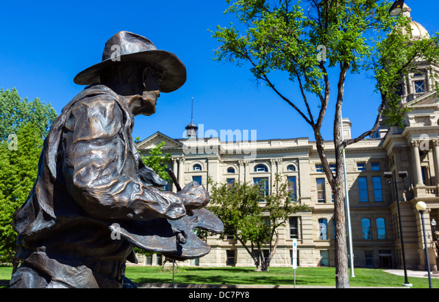 Cowboy Statue Stock Photos Amp Cowboy Statue Stock Images