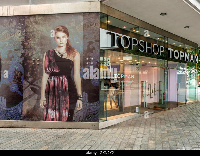 Topshop Store Stock Photos & Topshop Store Stock Images - Alamy