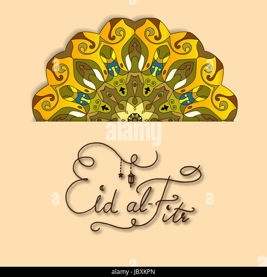 Most Inspiring Idul Fitri Eid Al-Fitr Decorations - illustration-of-eid-al-fitr-greeting-card-with-round-ornate-mandala-jbxkpn  2018_933574 .jpg