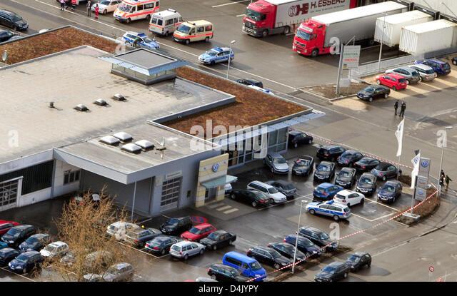 car dealership aerial stock photos car dealership aerial stock images alamy. Black Bedroom Furniture Sets. Home Design Ideas