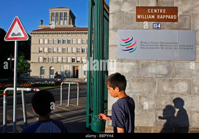 Geneva trading system