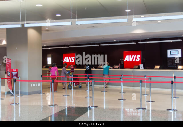 Avis Car Hire At Melbourne Airport