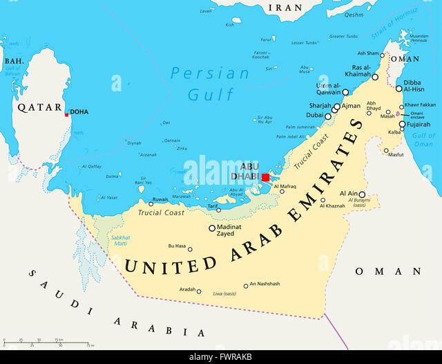Maps Update 20001193 Uae on Map United Arab Emirates Maps 79 – Dubai United Arab Emirates Map