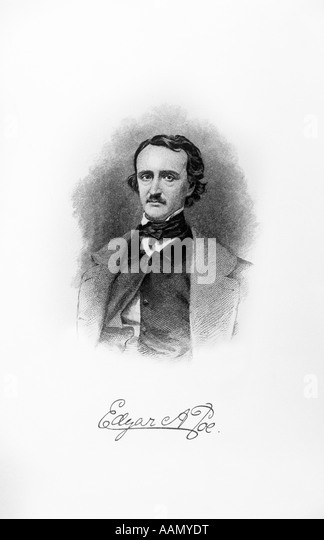 """edgar allan poe gothic writter Edgar allan poe was a 19th century american author and poet his most famous  poem, """"the raven"""", begins with the often quoted line, """"once upon a midnight."""