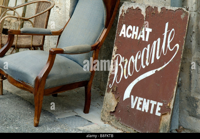 antique shops in france stock photos antique shops in. Black Bedroom Furniture Sets. Home Design Ideas