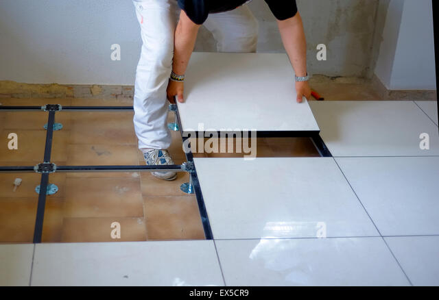 Slab floor stock photos slab floor stock images alamy How long does it take to paint a living room