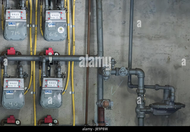 gas meter box stock photos  u0026 gas meter box stock images