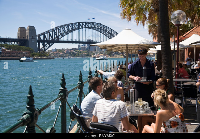 water view restaurants sydney harbour-#8