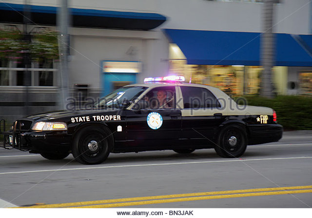 how to become a state trooper in florida