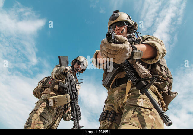 Us RangersStock Photos and Images
