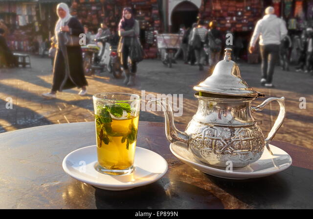 traditional mint tea morocco africa traditional mint tea morocco ...