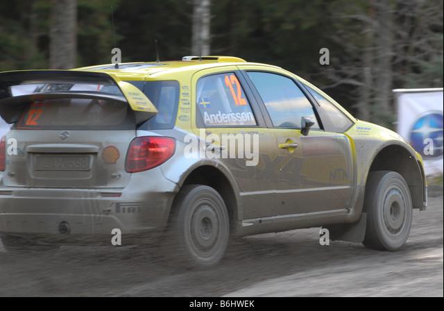 Suzuki Rally Stock Photos & Suzuki Rally Stock Images - Alamy