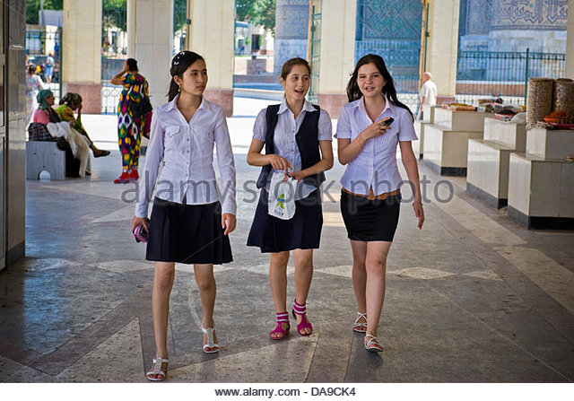 Uzbekistan women photos