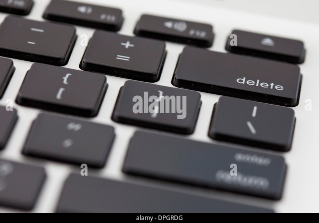 how to delete an account on an hp computer