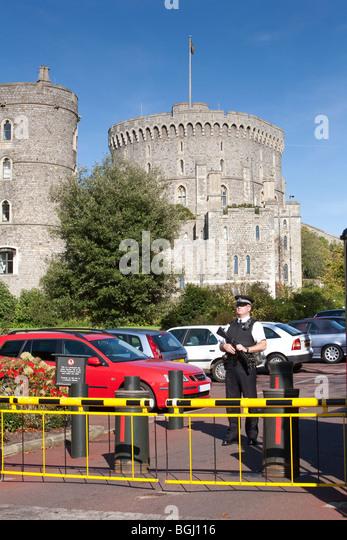 Windsor Castle Car Park