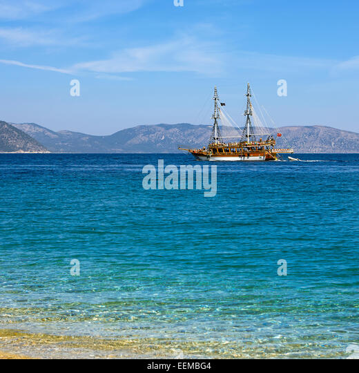Traditional Gulet Stock Photos & Traditional Gulet Stock Images - Alamy