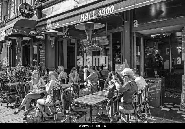 Cafe Paris Grand Boulevard