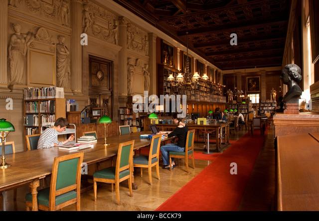 Fabuleux École Des Beaux Arts Of Paris Stock Photos & École Des Beaux Arts  HM62