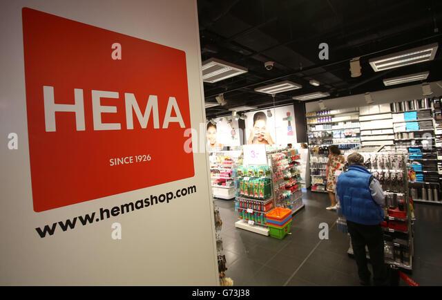 hema shop stock photos hema shop stock images alamy. Black Bedroom Furniture Sets. Home Design Ideas