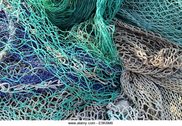 driftnet fishing Multifilament twines are also used in many driftnet fisheries, and have the  advantage that they are less rigid than monofilament, which means that once a  fish is.