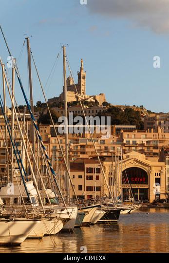 Marseille vieux port old port stock photos marseille vieux port old port stock images alamy - Pharmacie de garde marseille vieux port ...