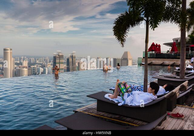 Overflowing Swimming Pool Stock Photos Overflowing Swimming Pool Stock Images Alamy