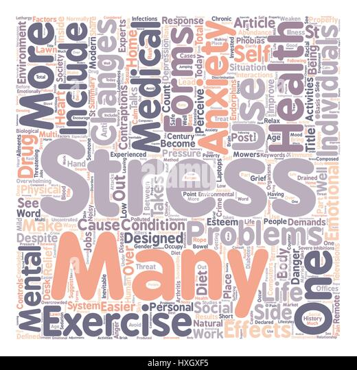 the issue of stress in the modern society Boil down the findings from apa's 2010 stress in america survey journal special issue (124) fact sheet advancing psychology to benefit society and improve.