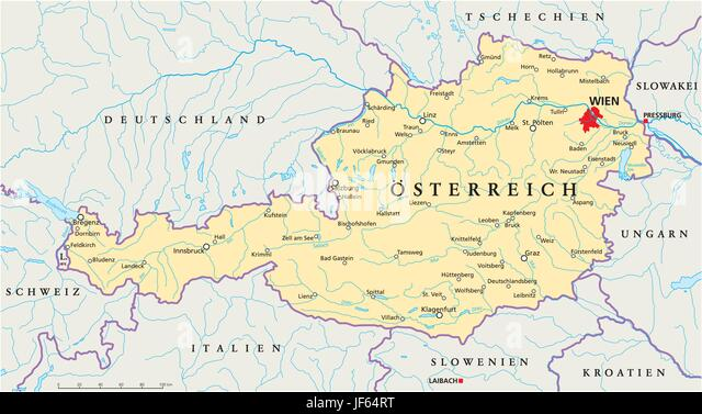 Vienna map vector stock photos vienna map vector stock images alamy vienna austria danube cartography map atlas map of the world gumiabroncs Choice Image