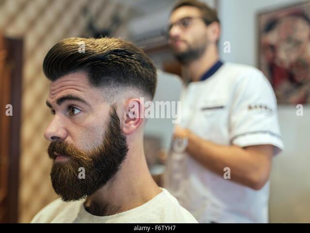 Barber Shop Salon Stock Photos & Barber Shop Salon Stock Images ...