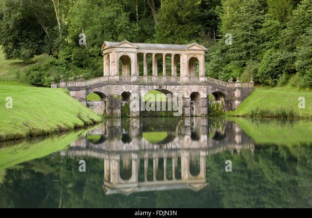 Amazing The Palladian Bridge At Prior Park Landscape Garden, Bath. The Bridge Was  Built In