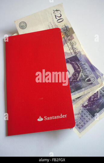 Santander Building Society Account