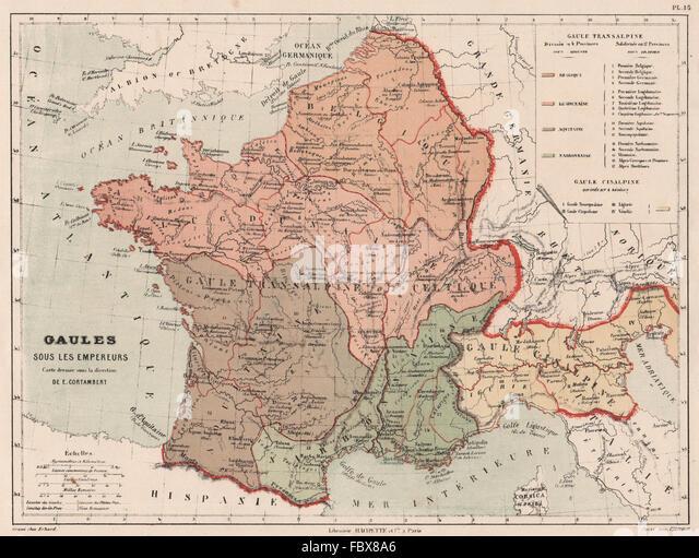 Gallia Roman Empire