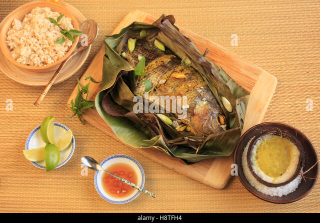 Tilapia fish stock photos tilapia fish stock images alamy for Whole foods fish sauce