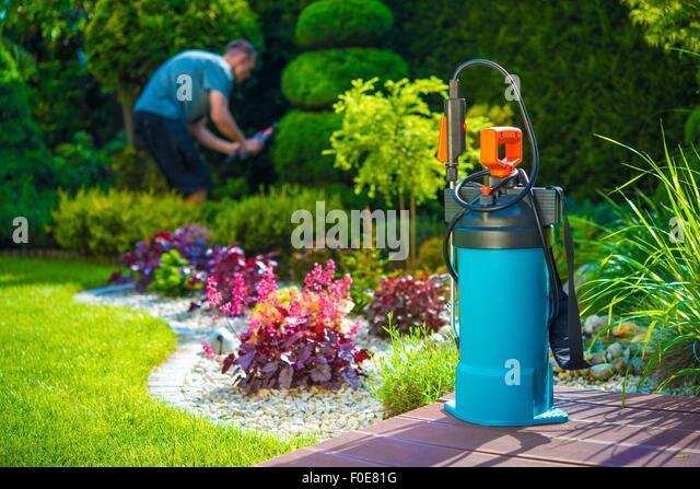 fungicide garden stock photos fungicide garden stock