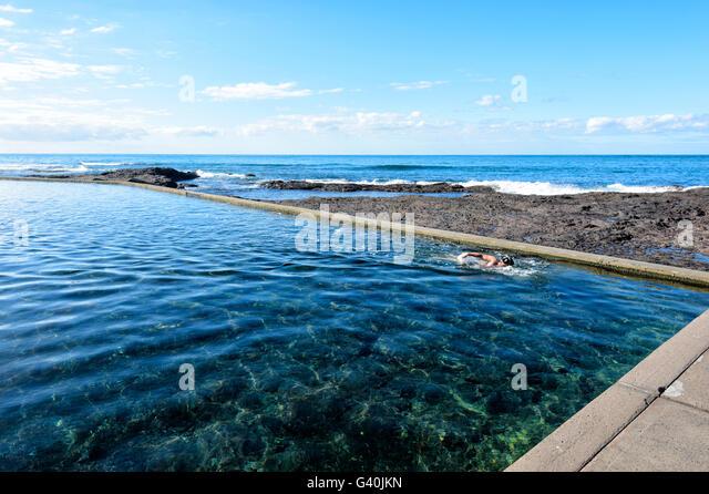Rock Swimming Pool Stock Photos Rock Swimming Pool Stock Images Alamy