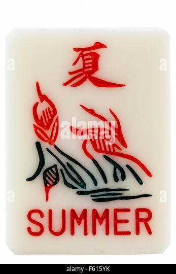http://l7.alamy.com/zooms/5e5281aefeec4a4a97447743bbcc2627/mahjong-chinese-gambling-game-part-of-the-four-season-set-summer-tile-f615yk.jpg