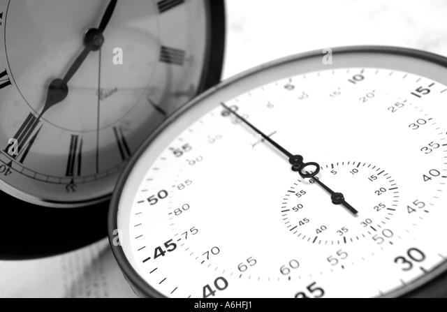 Timer stop watch stock photos timer stop watch stock - Wanduhr digital groay ...