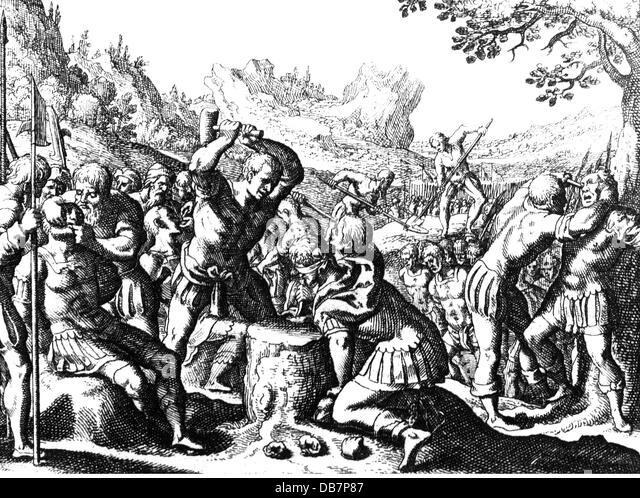 battle of gods german