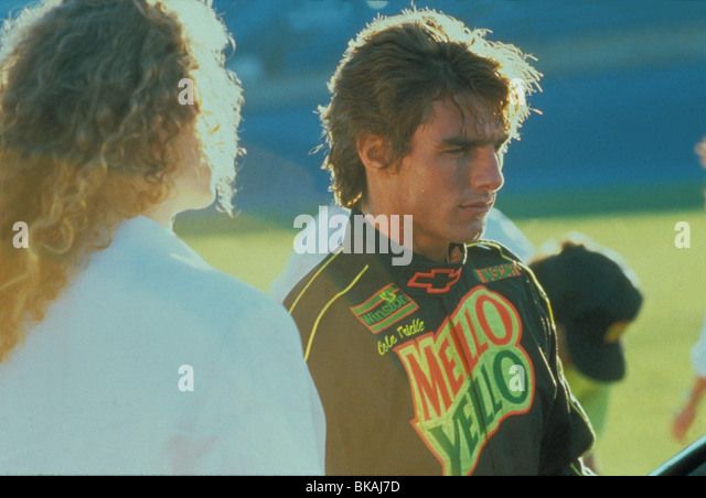 Days Of Thunder And Tom Cruise Stock Photos & Days Of ...