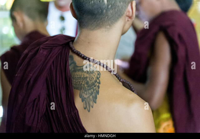 tattoo wings stock photos tattoo wings stock images alamy. Black Bedroom Furniture Sets. Home Design Ideas