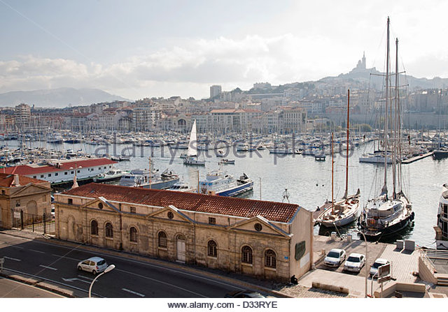 port marseille stock photos port marseille stock images alamy. Black Bedroom Furniture Sets. Home Design Ideas