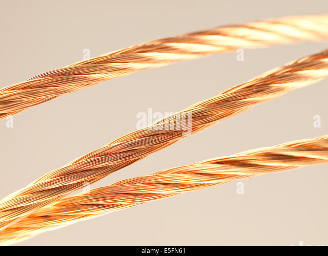 copper wires stock photos - photo #12