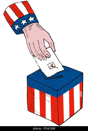 how to make a voting box